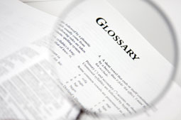 Post image for Debt Glossary